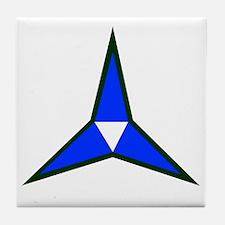 III Corps Tile Coaster
