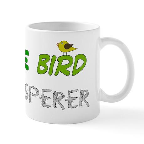 The Bird Whisperer Mug