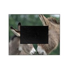 Donkey clock Picture Frame