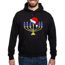 Christmas Menorah Hoody