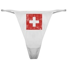 Switzerland Classic Thong