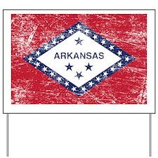 Arkansas Yard Sign