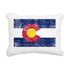 Colorado Rectangular Canvas Pillow