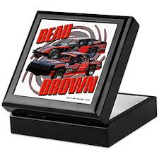 Beau Brown Keepsake Box