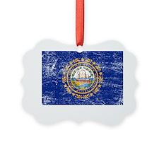 New Hampshire Ornament