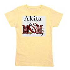 Akita mom2 Girl's Tee