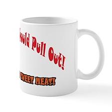 TWEETMEAT. Mug