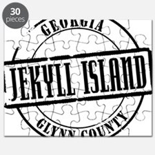 Jekyll Island Title W Puzzle