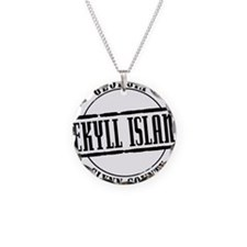 Jekyll Island Title W Necklace