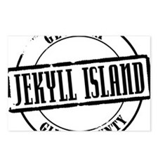 Jekyll Island Title W Postcards (Package of 8)