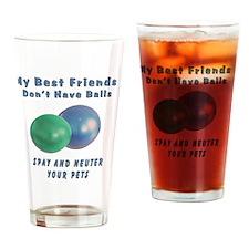 donthaveballs Drinking Glass