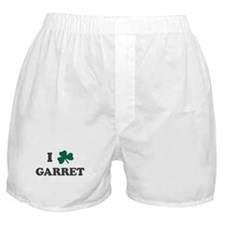 I Shamrock GARRET Boxer Shorts