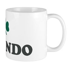 I Shamrock FERNANDO Mug