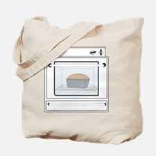 bun-in-the-oven Tote Bag