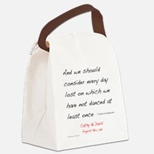 Nietzsche1custom Canvas Lunch Bag