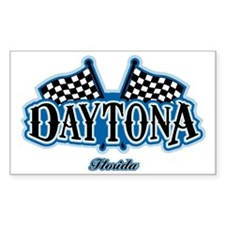 Daytona Flagged Decal