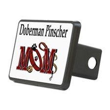 dobie mom2 Hitch Cover