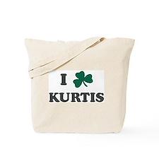 I Shamrock KURTIS Tote Bag