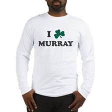 I Shamrock MURRAY Long Sleeve T-Shirt