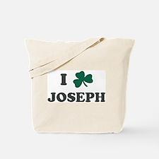 I Shamrock JOSEPH Tote Bag