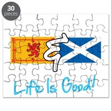 Scottish-and-Retired-blk Puzzle