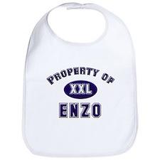 Property of enzo Bib
