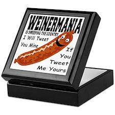 weinermania Keepsake Box