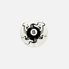 8_BALL_OCTOPUS_2.75x2.75_apparel Mini Button