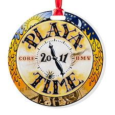 Playa Time Ornament