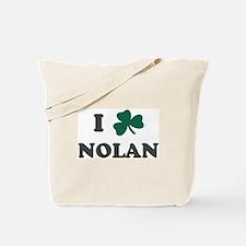 I Shamrock NOLAN Tote Bag