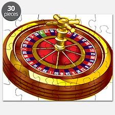 Roulette Wheel Puzzle