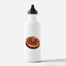 Roulette Wheel Water Bottle