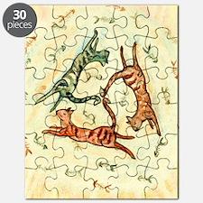Three Cats Puzzle