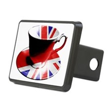 Union Jack Cup of Tea Hitch Cover