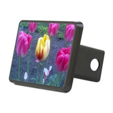 tulips Hitch Cover