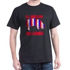 ALL AMERICAN HOG copy 2 T-Shirt