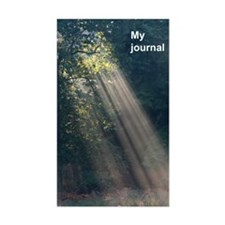 Sunlight journal 2 Decal