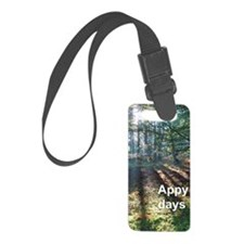 Sunlight iPhone Luggage Tag