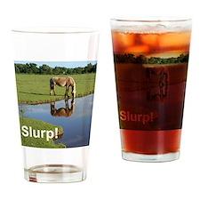 Slurp water bottle Drinking Glass