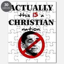 Christian Nation Puzzle