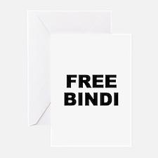 FREE BINDI Greeting Cards (Pk of 10)