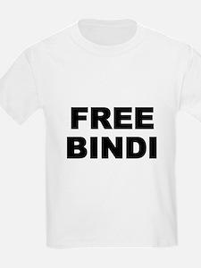 FREE BINDI Kids T-Shirt