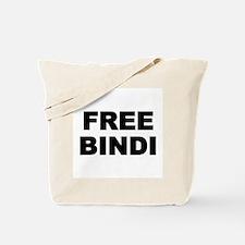 FREE BINDI Tote Bag