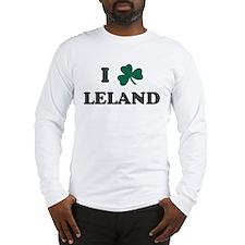I Shamrock LELAND Long Sleeve T-Shirt