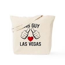 thisGUY-vegas-1 Tote Bag