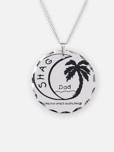 Shag Dad Necklace