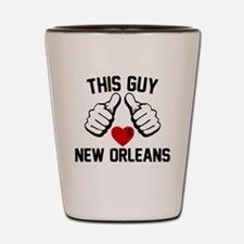 thisGUY-orleans-2 Shot Glass