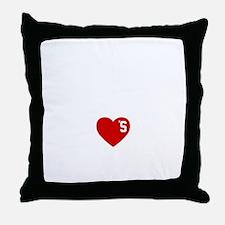 thisGirl-orleans-1 Throw Pillow