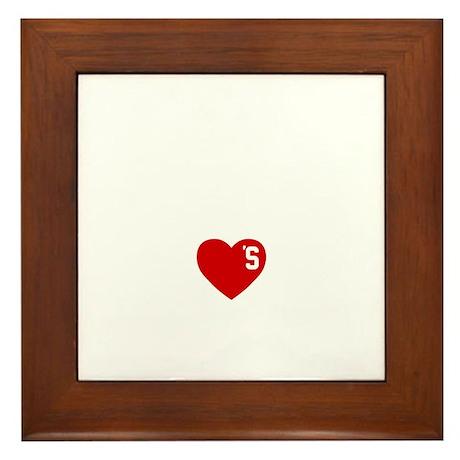 thisGirl-orleans-1 Framed Tile