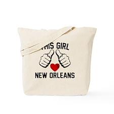thisGirl-orleans-2 Tote Bag